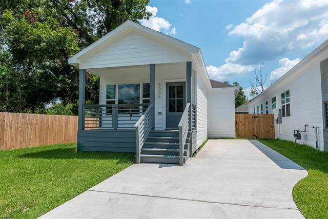 5306 Suez Street, Houston, TX 77020 (MLS #41476790) :: The Heyl Group at Keller Williams