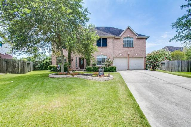 3706 Pine Forest Place, Pearland, TX 77581 (MLS #41481462) :: Giorgi Real Estate Group