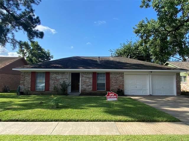 8819 Alcott Drive, Houston, TX 77080 (MLS #41493354) :: The Wendy Sherman Team
