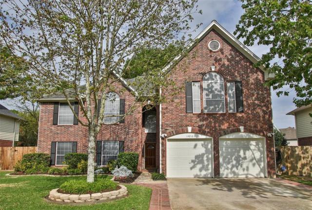 14210 Cypress Falls Drive, Cypress, TX 77429 (MLS #41510404) :: Texas Home Shop Realty