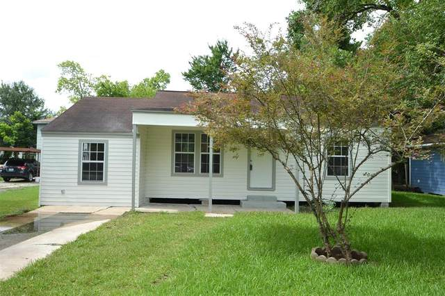 2711 47th Street, Dickinson, TX 77539 (MLS #41510723) :: The SOLD by George Team