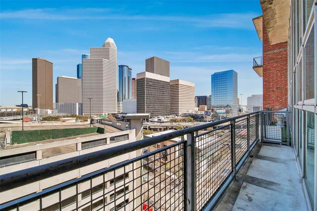 2000 Bagby Street #11426, Houston, TX 77002 (MLS #41514481) :: The Parodi Team at Realty Associates