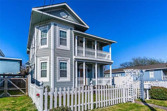 3806 Avenue S, Galveston, TX 77550 (MLS #41520941) :: The Heyl Group at Keller Williams