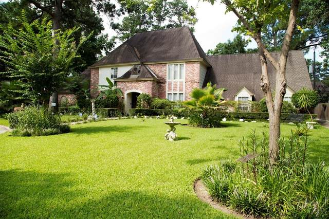 17411 Rustic Pine Trail, Houston, TX 77090 (MLS #41537708) :: The Bly Team