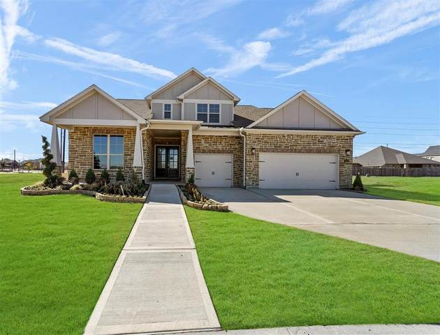 2207 Fenn Dale Court, Richmond, TX 77469 (MLS #41541337) :: The Sansone Group