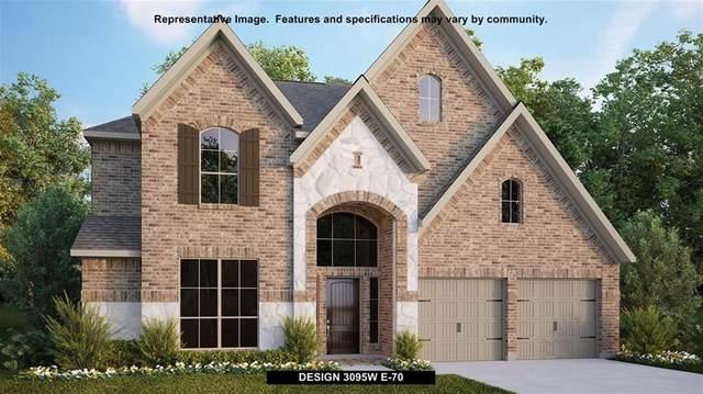 4118 Sage Glen Lane, Fulshear, TX 77441 (MLS #4154317) :: The SOLD by George Team