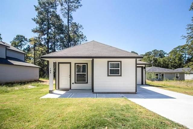 195 Cherry Tree, Livingston, TX 77351 (MLS #41546209) :: Texas Home Shop Realty
