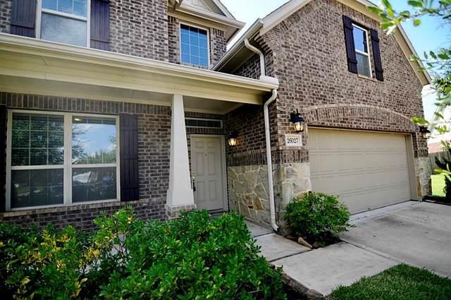 26027 Chapman Falls Drive, Richmond, TX 77406 (MLS #41557087) :: NewHomePrograms.com