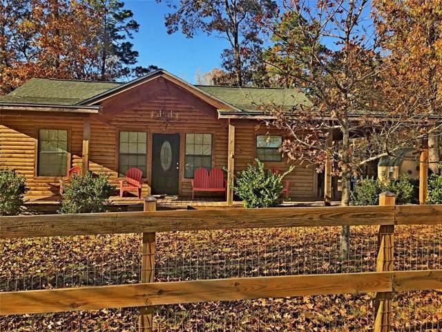 460 Hidden Oaks Drive, Point Blank, TX 77364 (MLS #41557486) :: The Sansone Group
