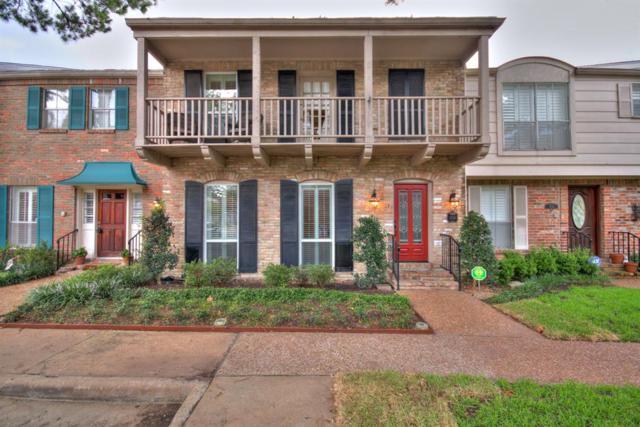 1256 Fountain View Drive #169, Houston, TX 77057 (MLS #41564455) :: NewHomePrograms.com LLC
