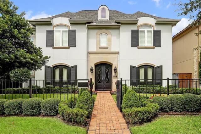 5418 Navarro Street, Houston, TX 77056 (MLS #41566508) :: Guevara Backman