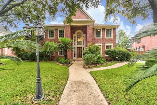 19803 Cherry Oaks Lane, Humble, TX 77346 (MLS #41566854) :: The Bly Team
