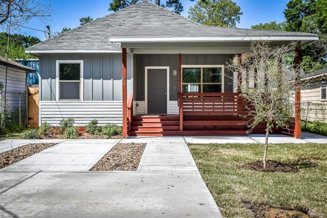 6809 Greenhurst Street, Houston, TX 77091 (MLS #41581547) :: The SOLD by George Team