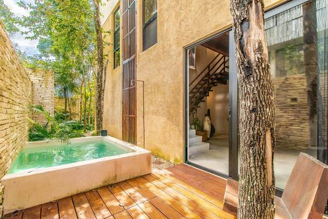 0 Mz 27 Lt 001 #203, Tulum Quintana Roo, TX 77760 (MLS #41597496) :: The SOLD by George Team