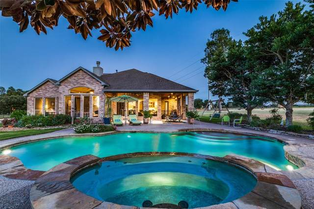 17358 Sunset Ranch Drive Drive, Montgomery, TX 77316 (MLS #41600767) :: The Home Branch