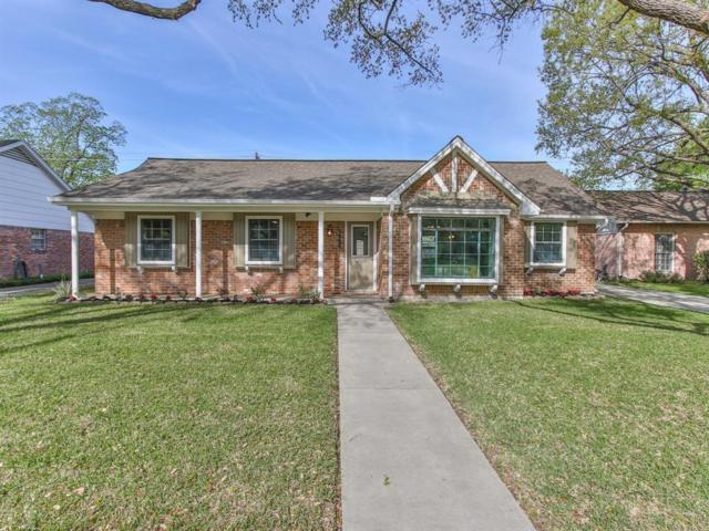 3602 Ann Arbor Drive, Houston, TX 77063 (MLS #41601512) :: Fairwater Westmont Real Estate
