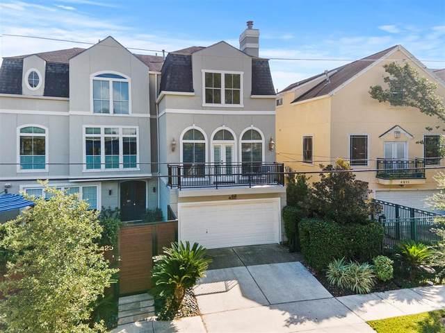 4003 Garrott Street, Houston, TX 77006 (MLS #41603564) :: Homemax Properties