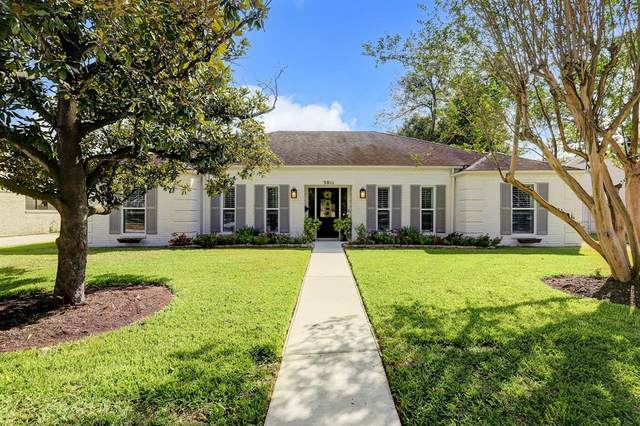 3011 Stoney Brook Drive, Houston, TX 77063 (MLS #41605987) :: Rose Above Realty