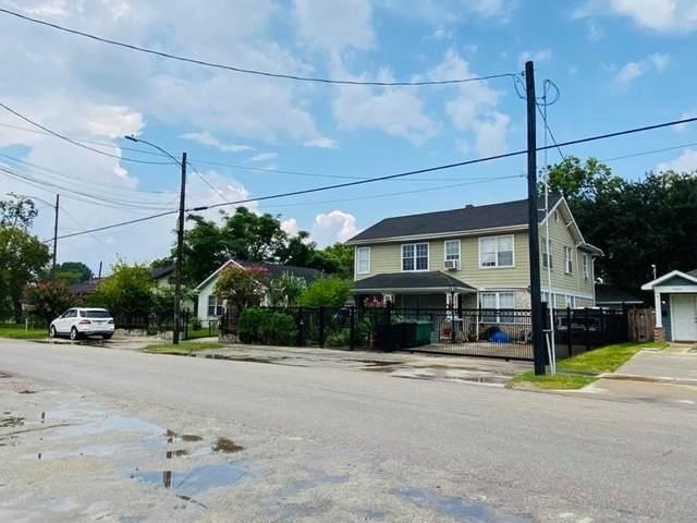 5218 Sherman Street, Houston, TX 77011 (MLS #41611188) :: The SOLD by George Team