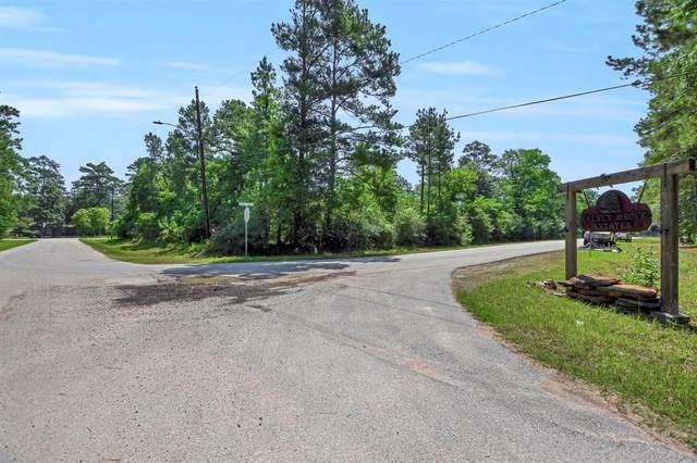 0 Walnut Grove Lane, Magnolia, TX 77355 (MLS #41611684) :: Rose Above Realty