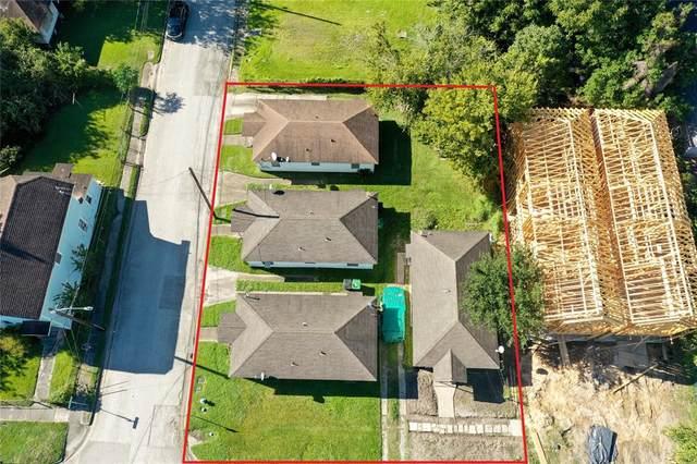 2519 Francis Street, Houston, TX 77004 (MLS #41620580) :: Giorgi Real Estate Group