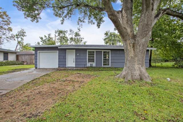 107 W Saunders Street, League City, TX 77573 (MLS #41622774) :: The Sansone Group