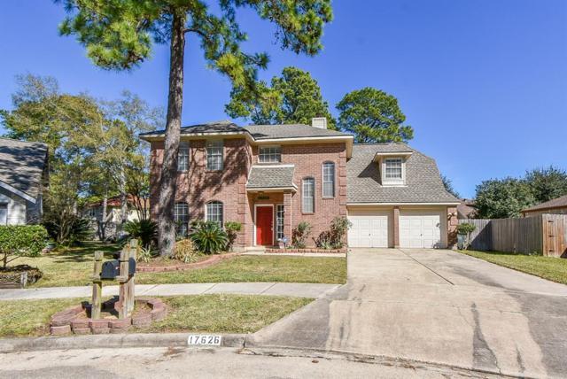 17626 Mellow Ridge Dr, SRING, TX 77379 (MLS #41628424) :: Fairwater Westmont Real Estate