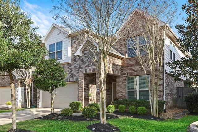 6411 Addlestone Ridge Lane, Katy, TX 77494 (MLS #41633723) :: The Jennifer Wauhob Team