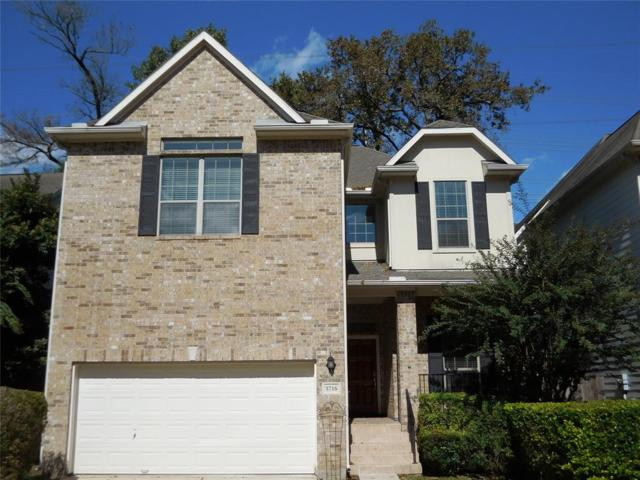 3716 N Becca Lane, Houston, TX 77092 (MLS #41637372) :: The Bly Team