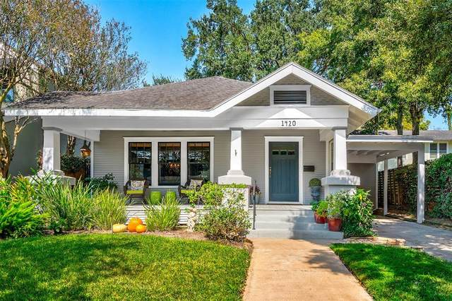 1420 Kipling Street, Houston, TX 77006 (MLS #41650278) :: Guevara Backman