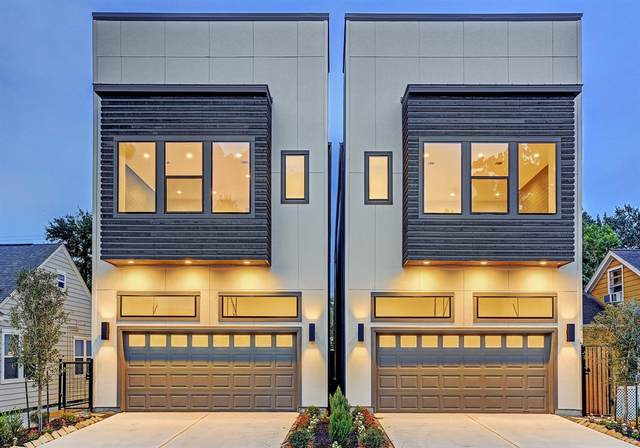 942 Alexander Street, Houston, TX 77008 (MLS #41652894) :: The Home Branch