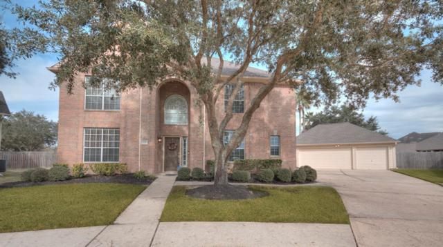 3301 Edgewater Bend Court, Pearland, TX 77584 (MLS #41654221) :: Texas Home Shop Realty