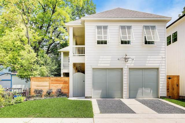 113 Munford Street, Houston, TX 77008 (MLS #41657842) :: The SOLD by George Team