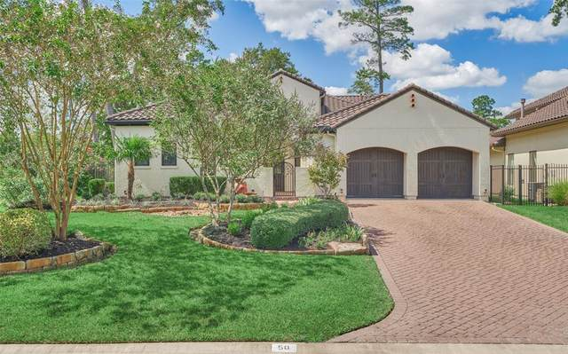 50 Wintress Drive, The Woodlands, TX 77382 (MLS #41657882) :: The Sansone Group