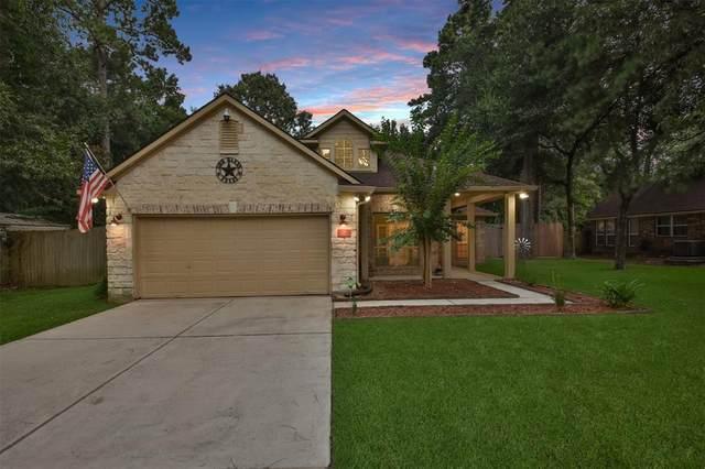5307 Teakwood Lane, Magnolia, TX 77354 (#41659181) :: ORO Realty