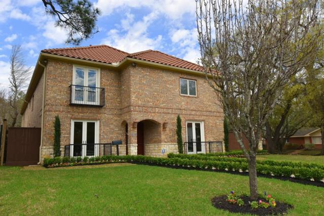 3802 Bellefontaine Street, Houston, TX 77025 (MLS #41661843) :: Giorgi Real Estate Group