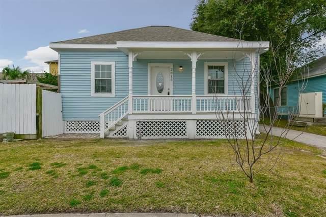 2015 37th Street, Galveston, TX 77550 (MLS #41680472) :: The SOLD by George Team