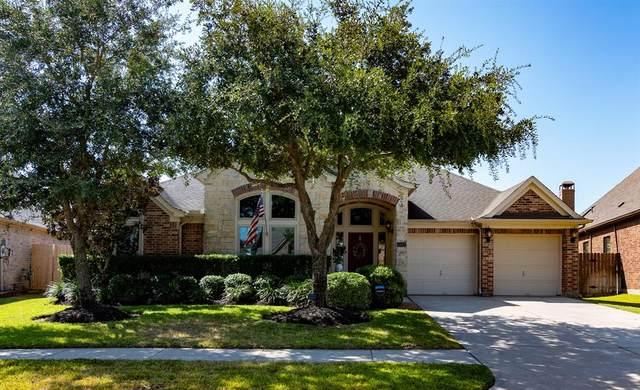 2602 White Falls Drive, Pearland, TX 77584 (MLS #41698531) :: Christy Buck Team