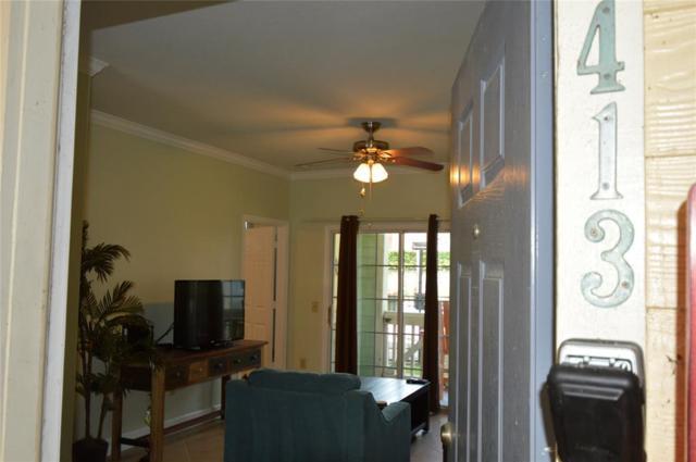 7000 Seawall Boulevard #413, Galveston, TX 77551 (MLS #41701790) :: The Parodi Team at Realty Associates