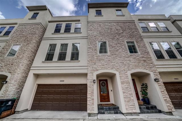 5226 Kiam Street #1020, Houston, TX 77007 (MLS #41708161) :: Texas Home Shop Realty