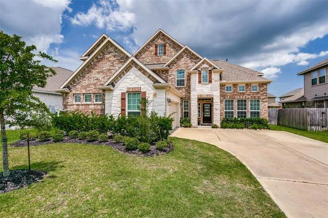 2307 Tacoma Court, League City, TX 77573 (MLS #41710759) :: The SOLD by George Team