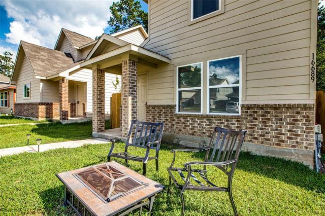 16689 E Hammon, Montgomery, TX 77316 (MLS #41716228) :: The Home Branch