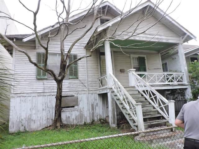 715 Post Office Street, Galveston, TX 77550 (MLS #41719181) :: CORE Realty