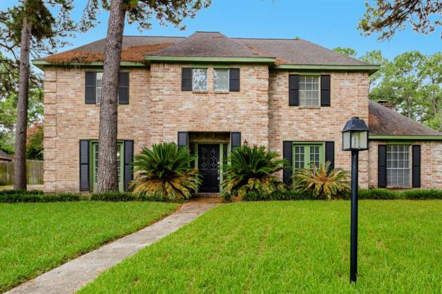 17811 Mahogany Forest Drive, Spring, TX 77379 (MLS #41725520) :: Caskey Realty