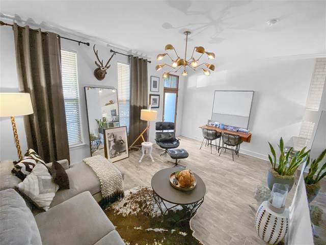 1602 Elgin Street #2, Houston, TX 77004 (MLS #41728415) :: Giorgi Real Estate Group