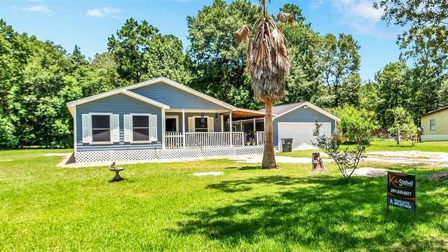 26463 E Christine Drive, Splendora, TX 77372 (MLS #41729047) :: Connect Realty