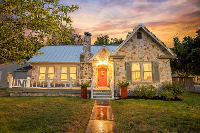 1193 Lee Street, New Braunfels, TX 78130 (MLS #41730141) :: The Home Branch