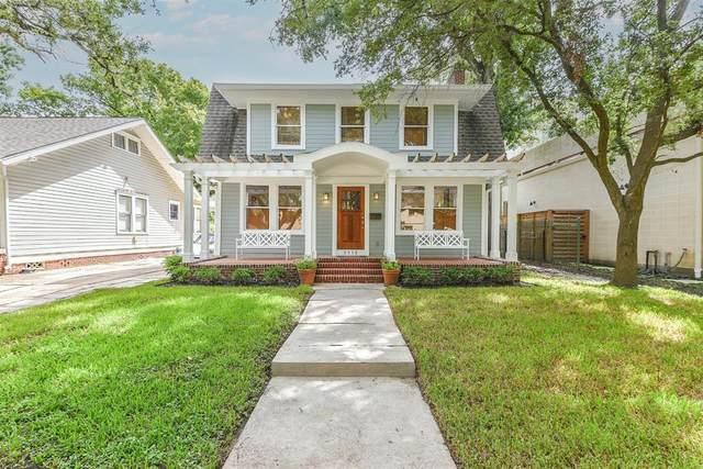 2513 Yupon Street, Houston, TX 77006 (#41744982) :: ORO Realty