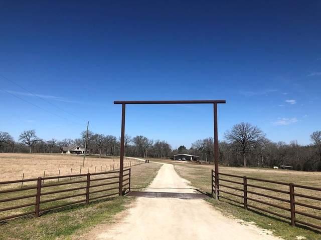6055 County Road 260, Oakwood, TX 75855 (MLS #41745425) :: The SOLD by George Team