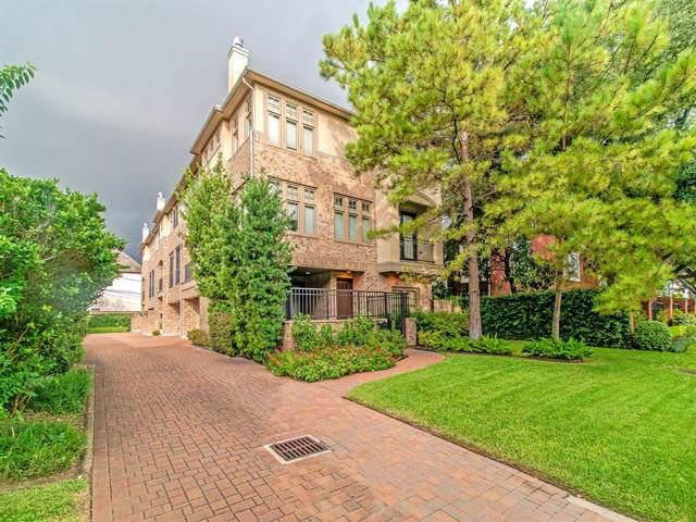 2908 W Lane Drive B, Houston, TX 77027 (MLS #41771087) :: Ellison Real Estate Team